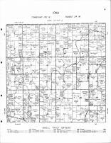 Iona Township, Freeman Creek, Harris Creek, Drayer Creek, Todd County 1956 Published by Thomas O. Nelson Co